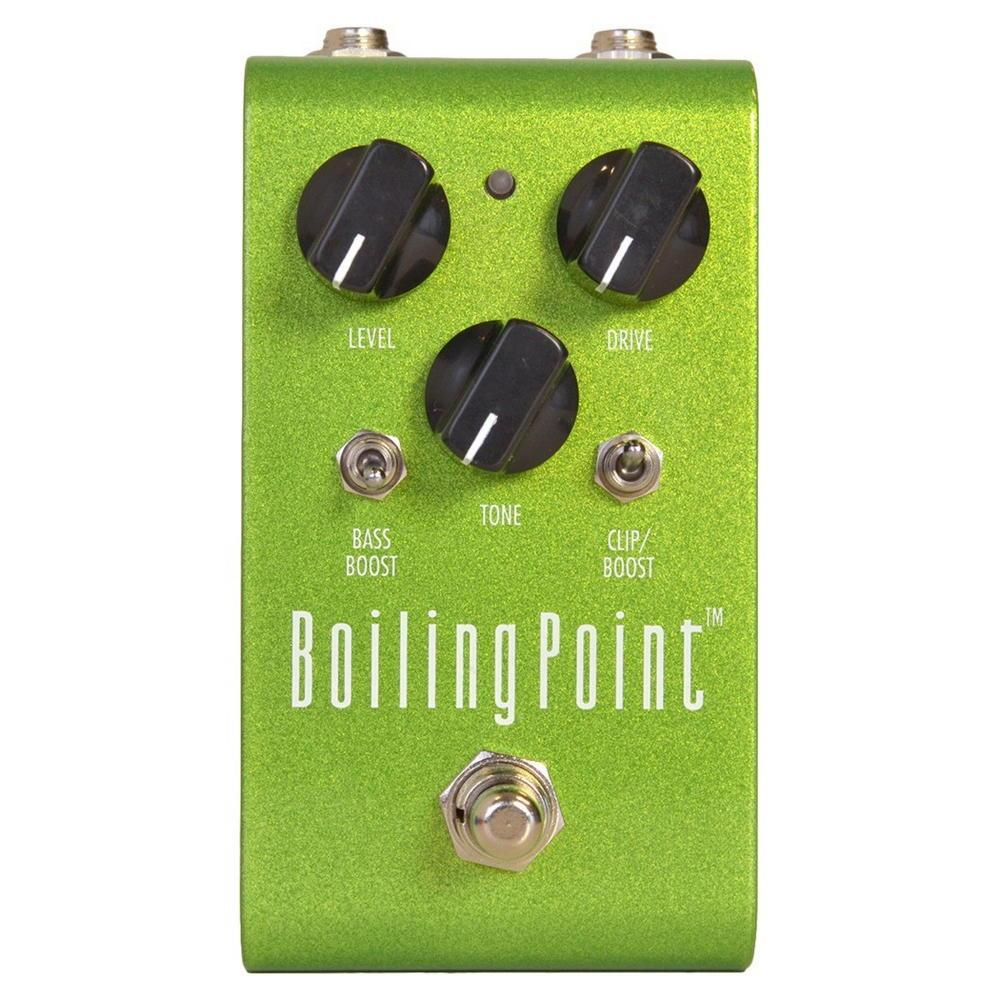 Rockbox Electronics Boiling Point Overdrive + Boost