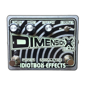 Idiotbox Dimension X Delay