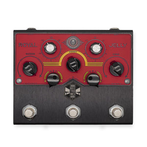 Beetronics Royal Jelly Overdrive, Black/Red (Limited Edition)