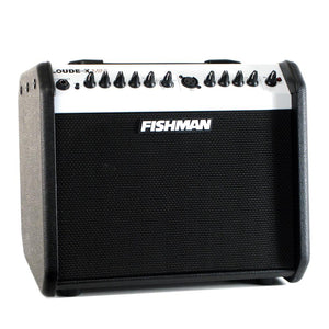 Fishman Loudbox Mini Acoustic Amplifier, Black and White (Gear Hero Exclusive)