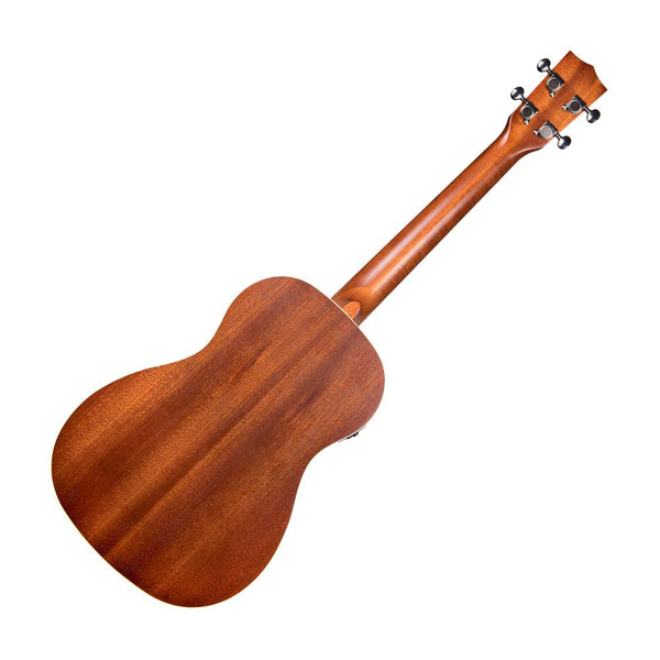 Kala KA-BE Baritone Ukulele with EQ, Natural Satin