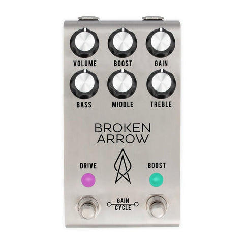 Jackson Audio Broken Arrow Dynamic Overdrive