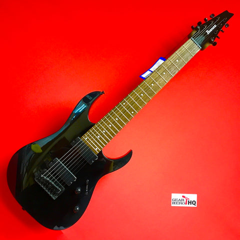[USED] Ibanez RG8, Black