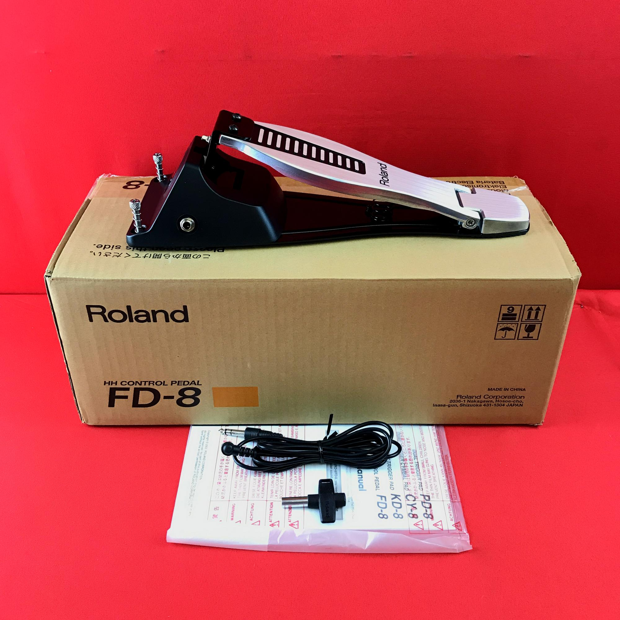 [USED] Roland FD-8