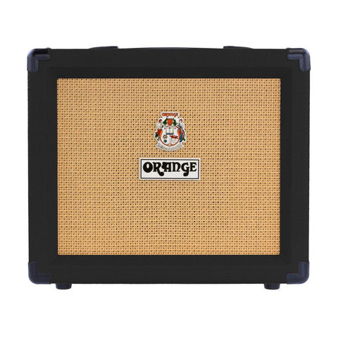 Orange Crush 20 Twin-Channel 20 W Guitar Amplifier, Black