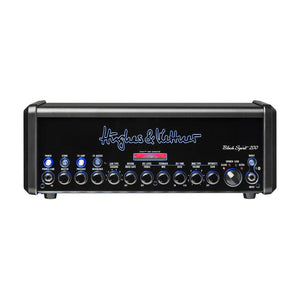 Hughes & Kettner Black Spirit 200 Guitar Amp Head