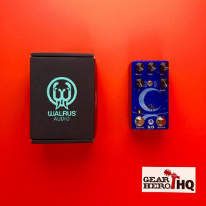 [USED] Walrus Audio Slö Multi Texture Reverb