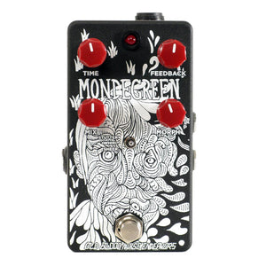 Old Blood Noise Endeavors Mondegreen Delay (GearHero Exclusive Black and White)