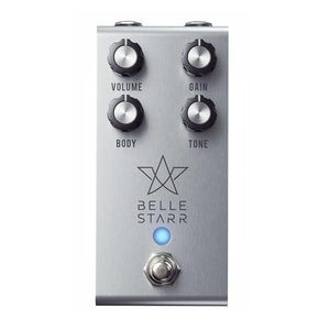 Jackson Audio Belle Starr Drew Shirley Signature Overdrive