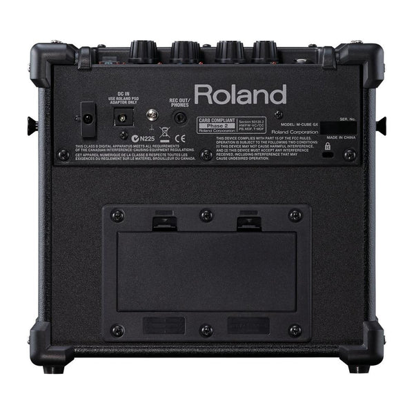 Roland M-CUBE-GX Battery Powered Guitar Amp