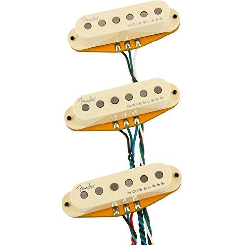 Fender 0992260000 Gen 4 Noiseless Stratocaster Pickups Set of Three