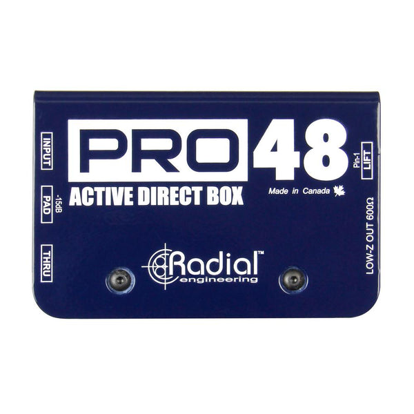 Radial Pro48 Active Compact DI