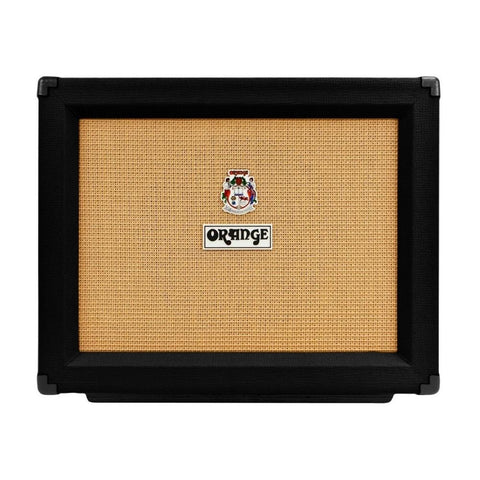 Orange PPC112C 1x12 60W Guitar Speaker Cabinet, Black