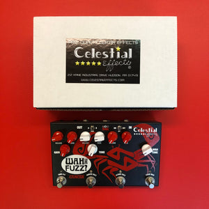 [USED] Celestial Effects Cancer Wah The Fuzz?