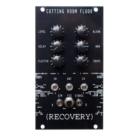 Recovery Effects Cutting Room Floor V2 Eurorack