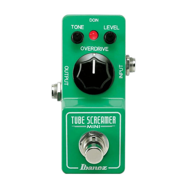 Ibanez Tube Screamer Mini Overdrive