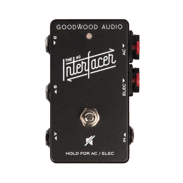 Goodwood Audio Acoustic Interfacer