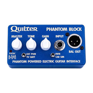 Quilter Labs Phantom Block Electric Guitar Interface