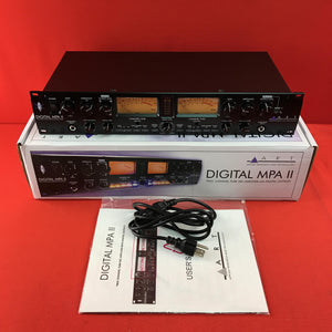 [USED] ART Digital MPA-II 2-Channel Tube Microphone Preamp with A/D Conversion