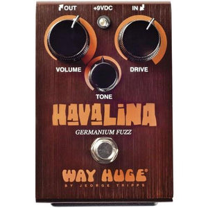 Way Huge Havalina Germanium Fuzz