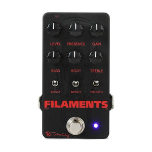 Keeley Filaments Overdrive Distortion