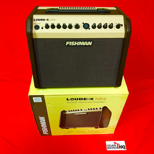[USED] Fishman Loudbox Mini Acoustic Amplifier