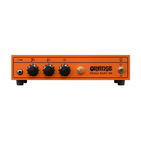 Orange Pedal Baby 100 100-Watt Guitar Power Amplifier