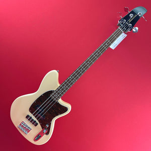 [USED] Ibanez TMB100IV Talman Electric Bass Guitar, Ivory