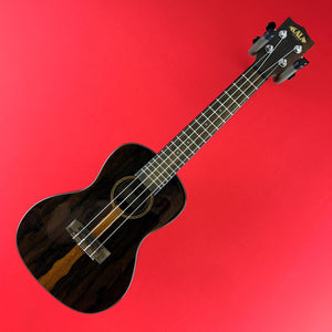 [USED] Kala KA-ZCT-C Ziricote Concert Ukulele, Natural High Gloss