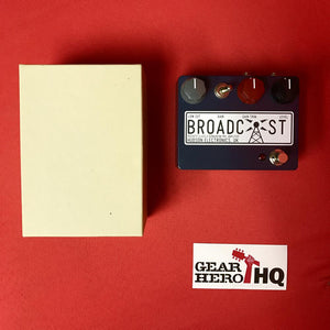 [USED] Hudson Broadcast Preamp Overdrive