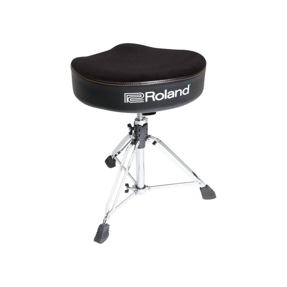 Roland RDT-S Saddle Drum Throne Black