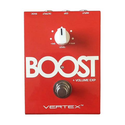 Vertex Boost, Fiesta Red