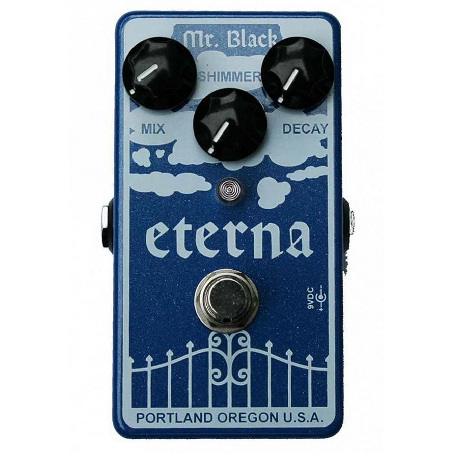Mr Black Eterna Shimmering Reverberator