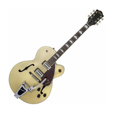 Gretsch G2420T Streamliner Hollow Body Electric Guitar, Gold Dust
