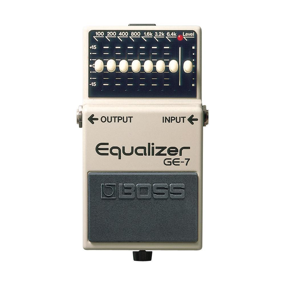 Boss GE-7 7-Band Graphic Equalizer