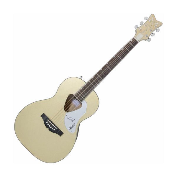 Gretsch G5021E Limited Edition Rancher Penguin Parlor Acoustic Electric, Casino Gold