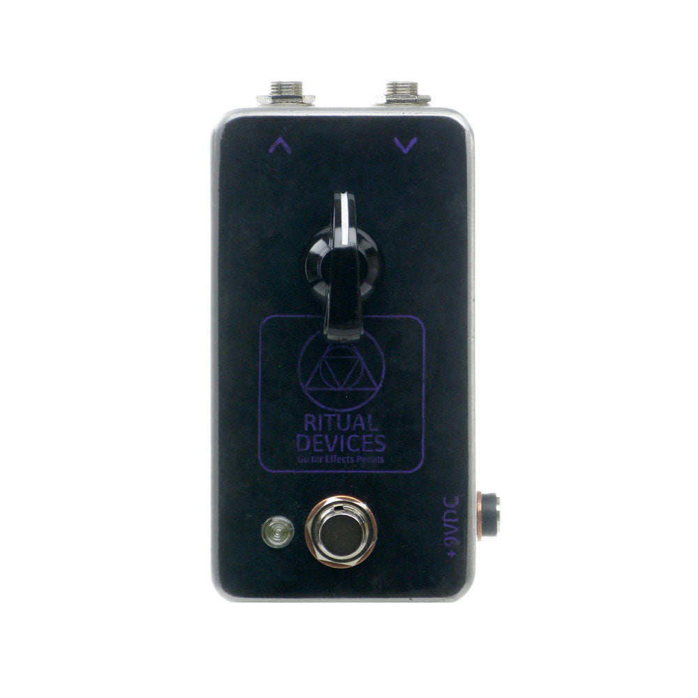 Ritual Devices Nightshade One Knob Fuzz
