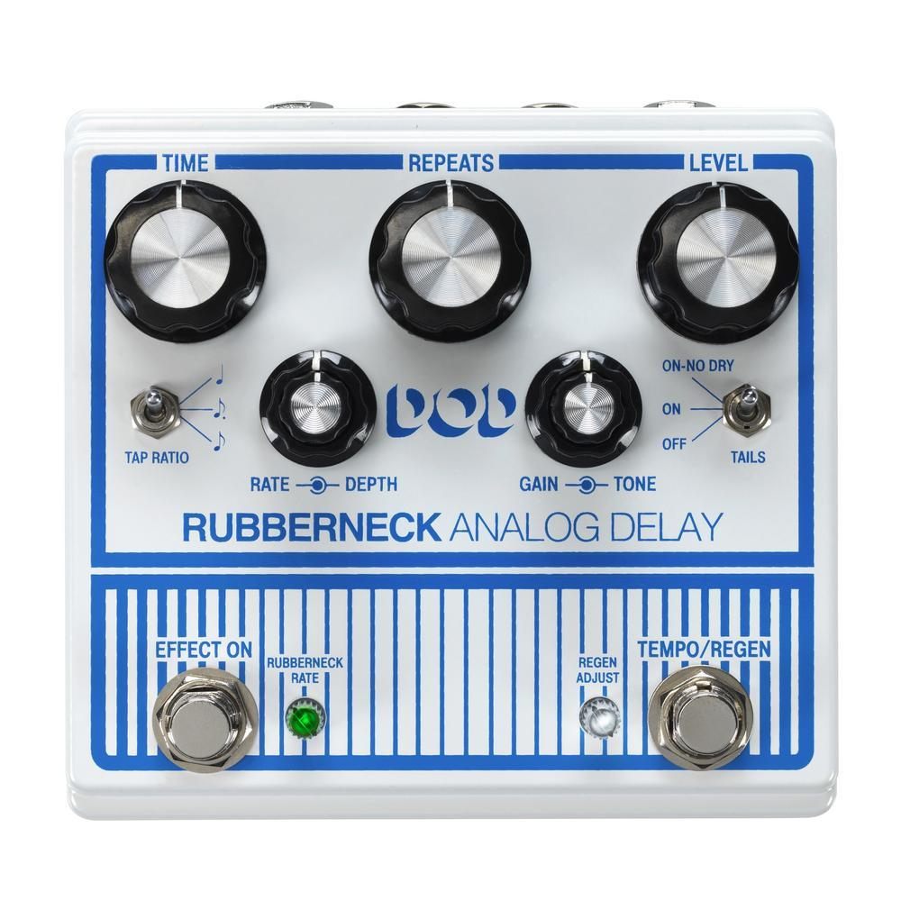 DOD Rubberneck Tap Tempo Analog Delay