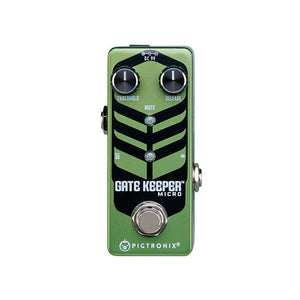 Pigtronix GKM Gatekeeper Micro Hum Eliminator Noise Gate
