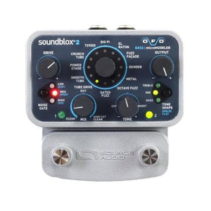 Source Audio SA228 Soundblox 2 Bass microModeler