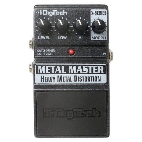 DigiTech XMM Metal Master Heavy Metal Distortion