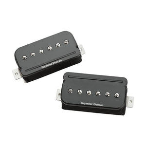 Seymour Duncan P-Rails Set Black Electric Guitar Electronics
