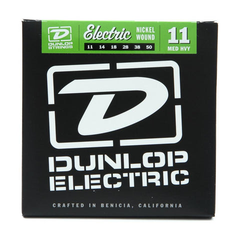 Jim Dunlop DEN1150 Electric Guitar Strings Medium Heavy 11-50
