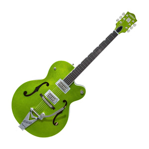 Gretsch G6120T-HR Brian Setzer Signature Hot Rod w/Bigsby, Extreme Coolant Green