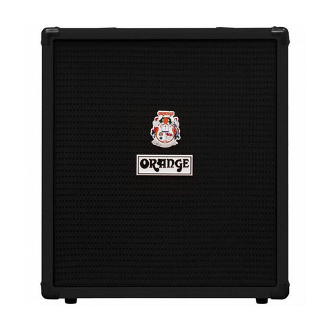 Orange Crush Bass 50 watt Bass Guitar Amp Combo, Black