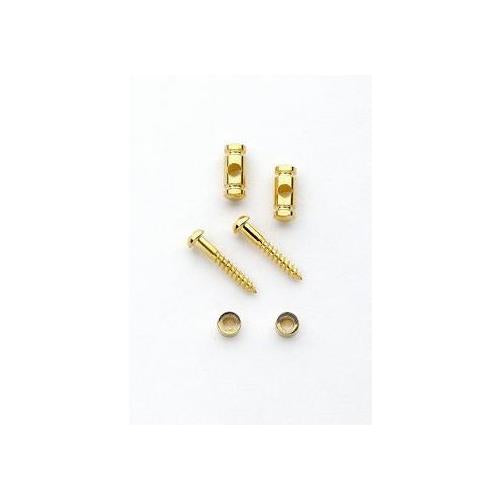 All Parts AP-0727-002 Gold Barrel String Guides