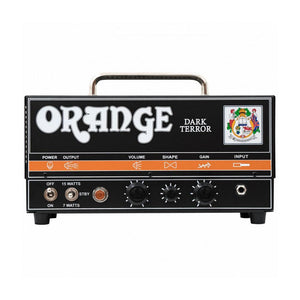 Orange Dark Terror 15W Guitar Amp Head