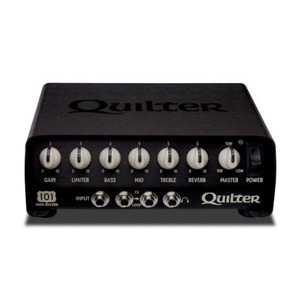 Quilter Labs 101 Reverb 50W Guitar Amplifier Head