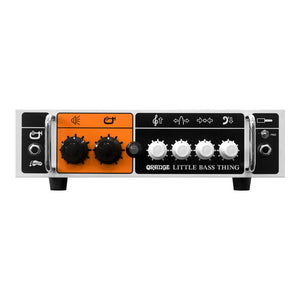 Orange Little Bass Thing 500-Watt Solid State Bass Amplifier Head