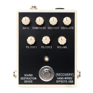 Recovery Effects Sound Destruction Device V3
